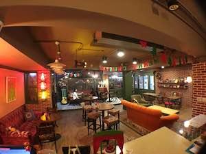 中央公園咖啡館--尾牙,派對,包場活動,演講,MV